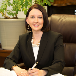 Kendall County divorce lawyer Tricia D. Goostree